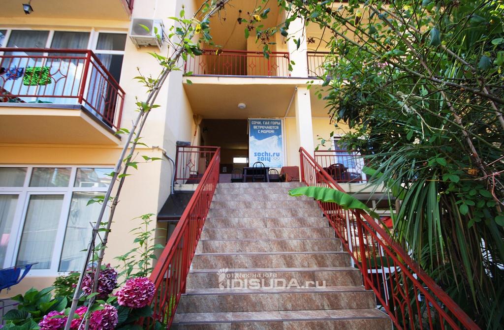 Фото отеля фаворит крым